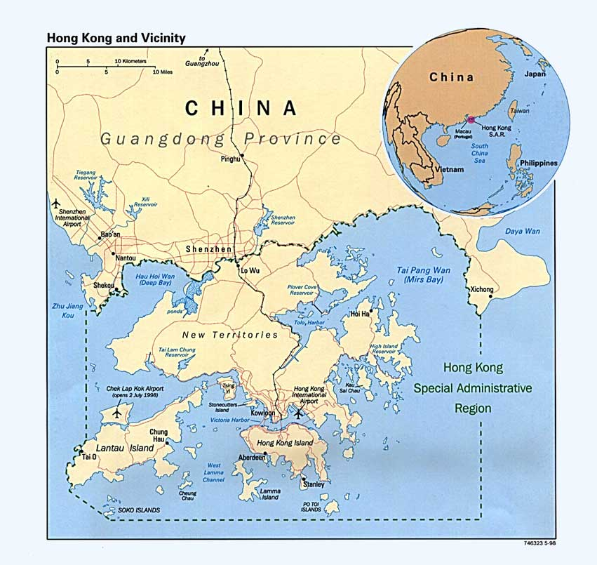 Hong Kong - Culture, Society and Religion