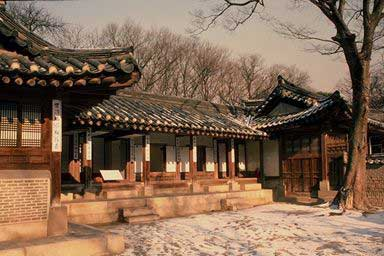 korean architecture prehistoric period three kingdoms period