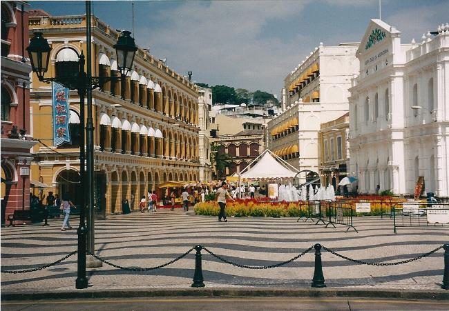 A Timeline of Macau History